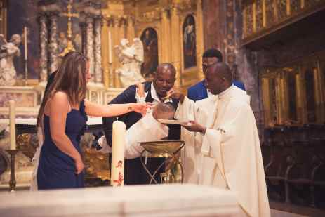 Baptême tyler